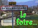 Venez, approchez... la plus ancienne foire de France.