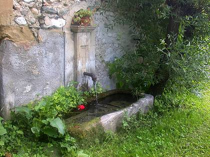 G te la source g te jardin diaporama jardin animations french g te france rhone alpes - Bassin jardin japonais grenoble ...
