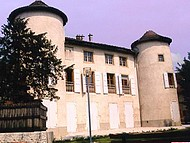 Coublevie : mairie Château d'Orgeoise
