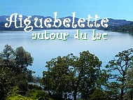 Aiguebelette, panoramas et paysages