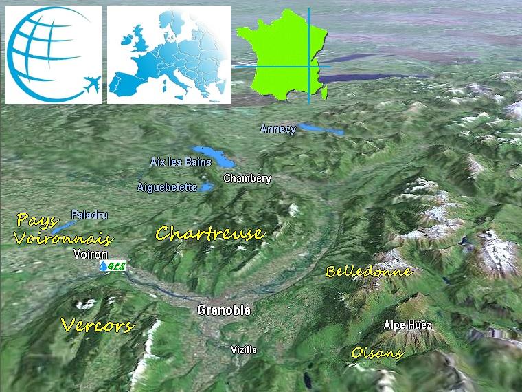 Gîte La Source French Gite France Rhone Alpes Isère